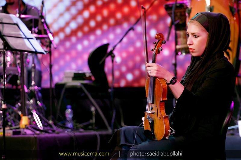 مونیکا لوران ( ویولن )